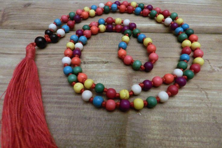 Mala de méditation * Sherbrooke * Yoga Vyana * Isabelle Beaudoin
