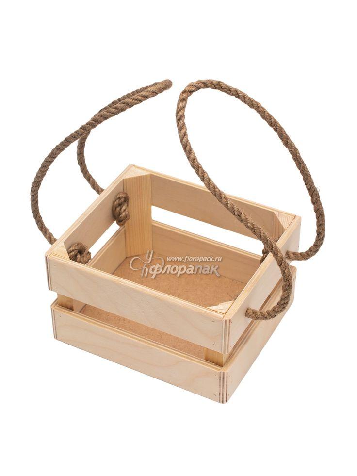 """Коробка из МДФ - Коробки - """"Флорапак"""" Упаковка для цветов и подарков - ленты, банты, пленка, бумага, пакеты, коробки, сувениры, сухоцветы - мелкий опт"""
