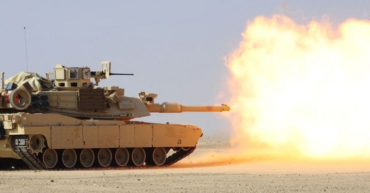Almost Science Fiction: New US Army Tech Instantly Destroys Enemy Fire   The National Interest Blog