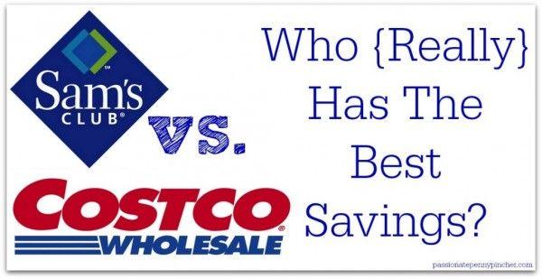 Sam's Club vs. Costo: Who Really Has the Best Savings?