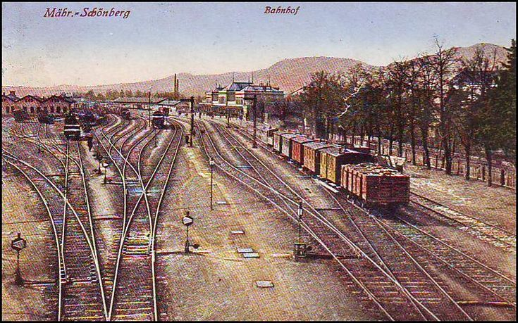 Šumperk - nádraží