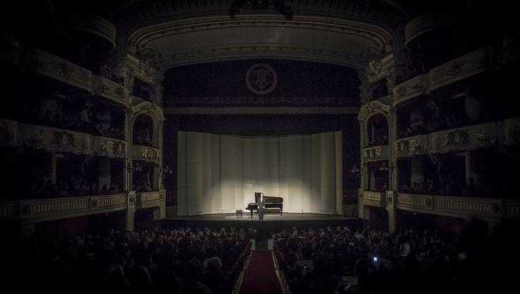EVGENY KISSIN - Espectáculos Extraordinarios. Foto Patricio Melo