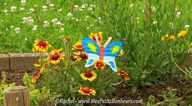 Les 75 meilleures images propos de creer avec des bouteilles en plastique sur pinterest - Deco jardin avec recuperation ...