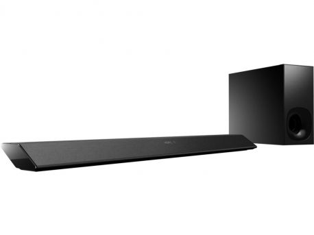 Sony HT-CT380 : Barre de son 2.1 ultra plate, Audio HD, Bluetooth, NFC...