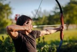 Archery Stag and Hen Party Manchester