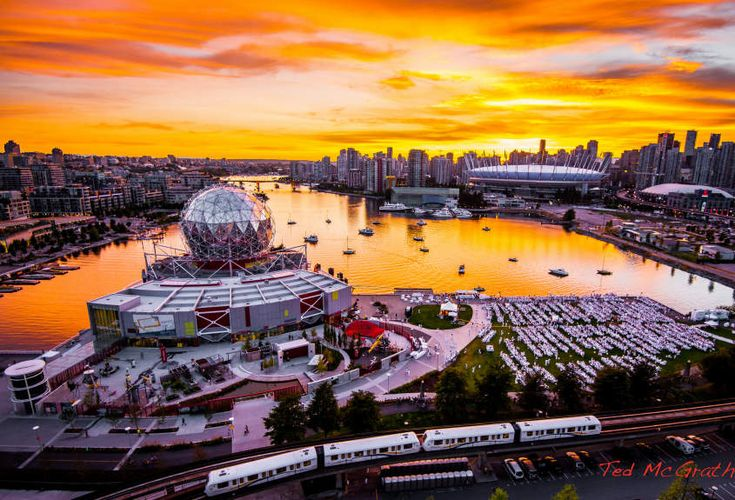 More than just a convenient means of transportation, Vancouver's SkyTrain allows visitors to see a new view of the city. Plan your day of sightseeing.