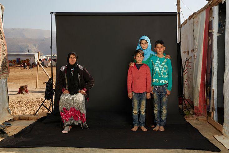 사진은 권력이다 :: 가족의 빈 자리를 통해서 보는 시리아 전쟁의 참상