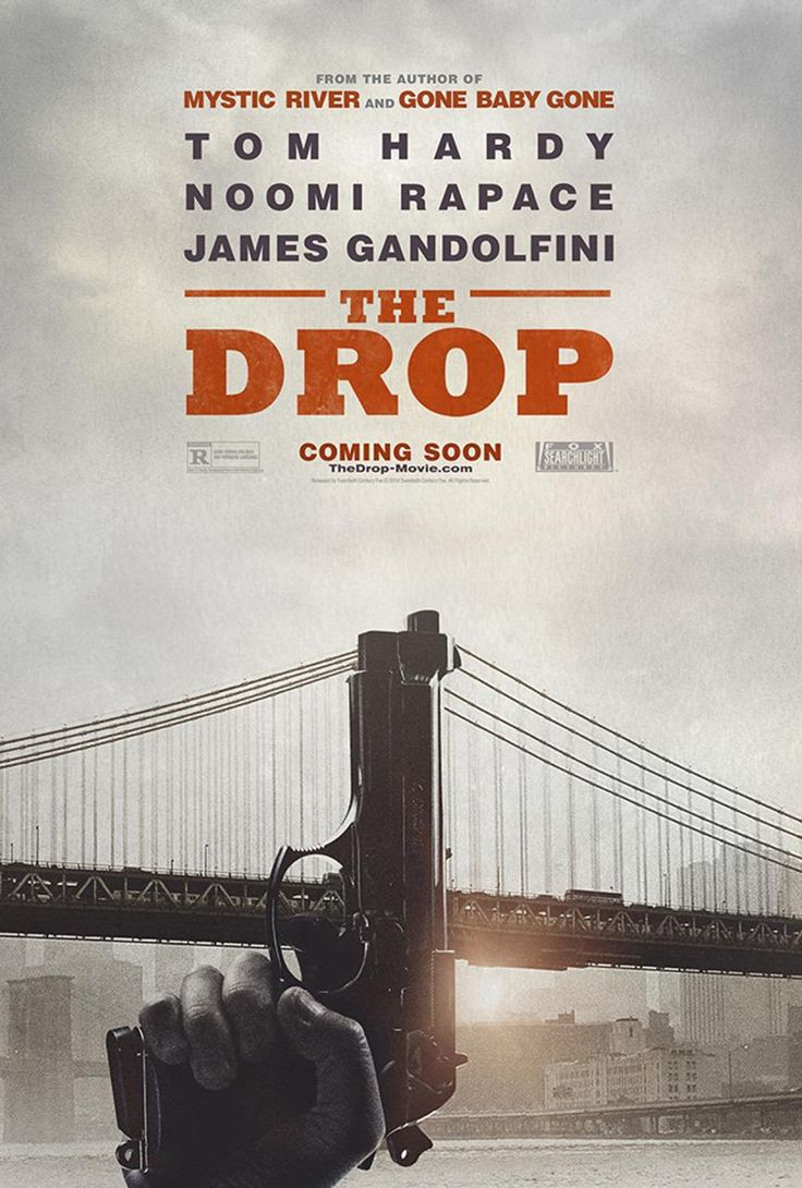 The Drop (2014) for a real film deal: real script, real acting and real directing. imdb.com/title/tt1600196