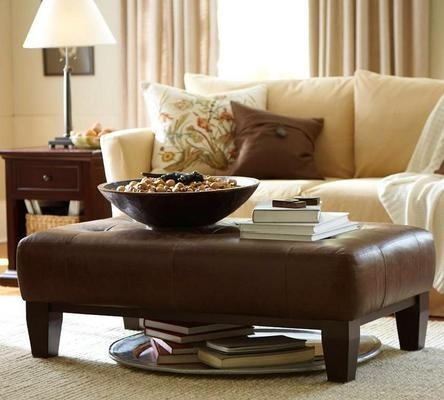 107 best Ottoman Coffee Tables images on Pinterest Ottomans