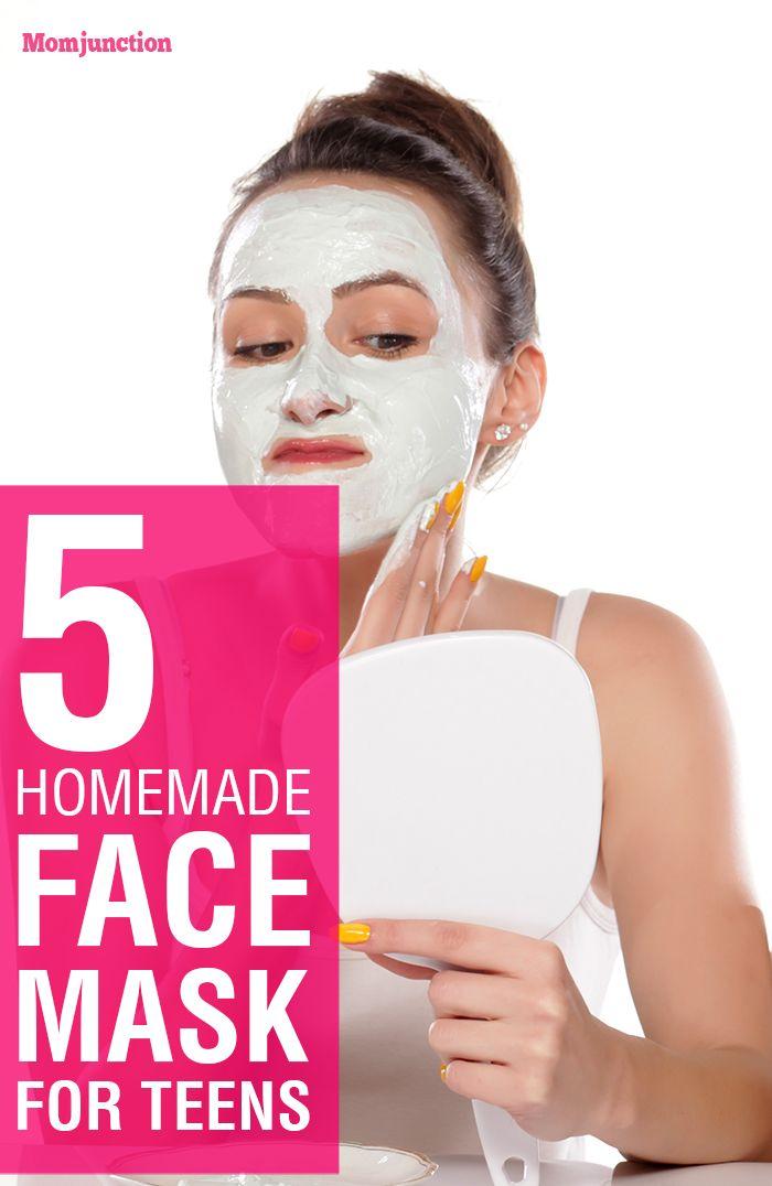 DIY: Facial Mask Recipes Teen Vogue