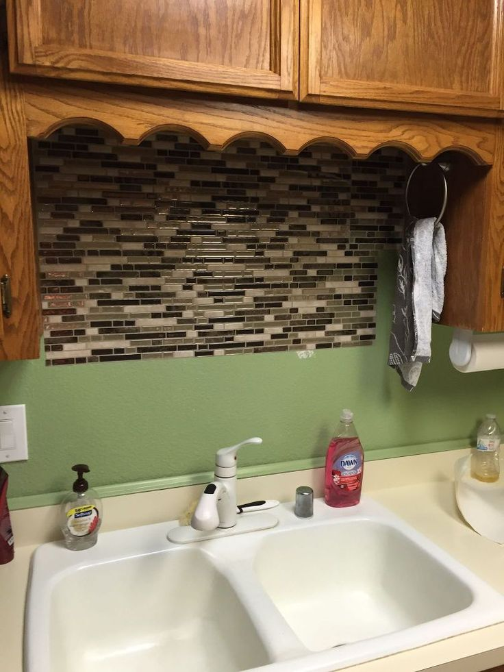Using Vinyl Smart Tiles To Update My Kitchen Vinyls
