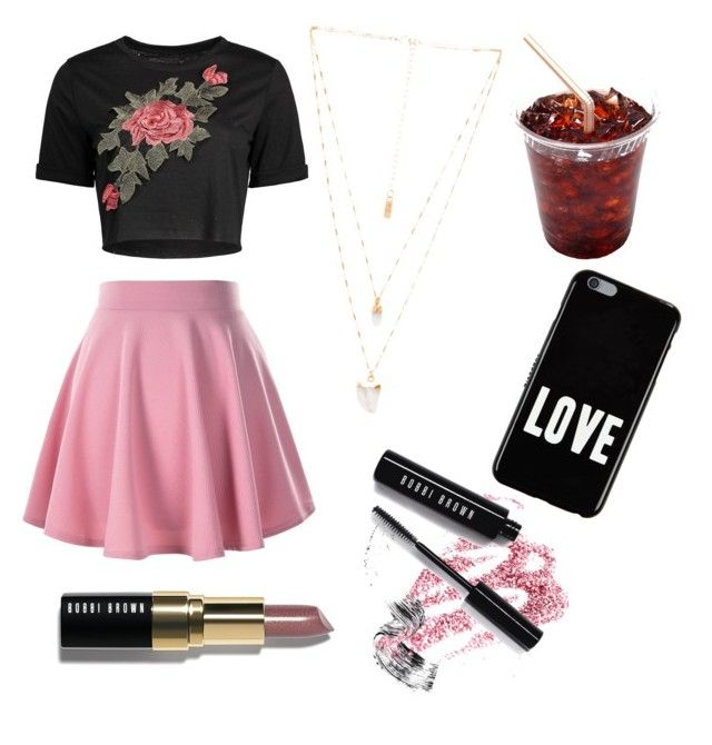 """""""Untitled #49"""" by ssimuhina on Polyvore featuring Obsessive Compulsive Cosmetics, Natalie B, Bobbi Brown Cosmetics and Givenchy"""