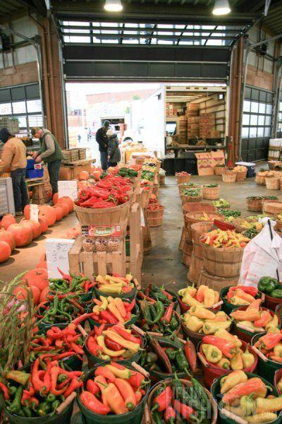 Eastern Market, Detroit Michigan