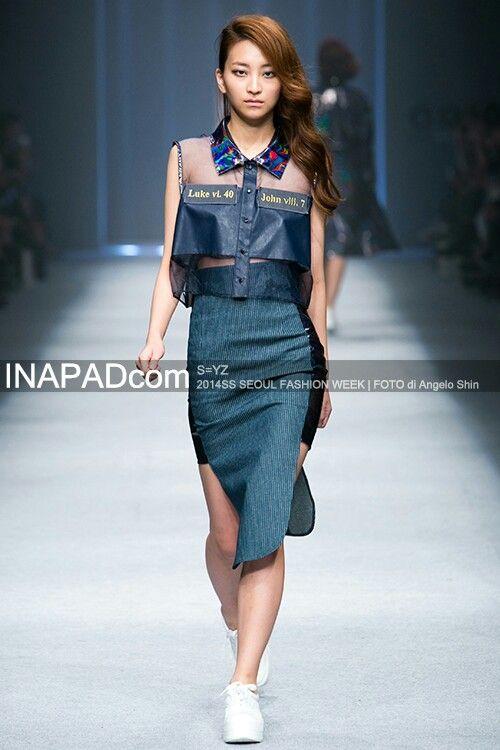 S=YZ SS Seoul Fashion Week