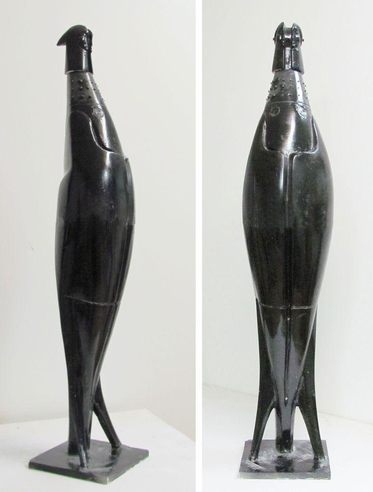 Sirin, 2013. Bronze, 70x20x20