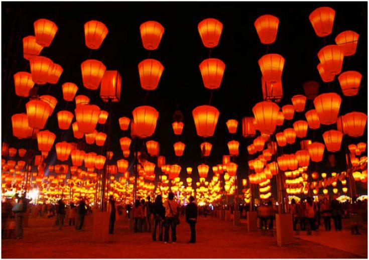 """Юаньсяоцзе - удивительный праздник фонарей в Китае   """"Secret worlds"""""""