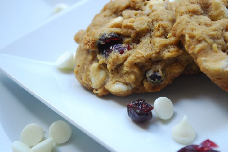 Pumpkin Oatmeal Cookies - I love anything with pumpkin in it!
