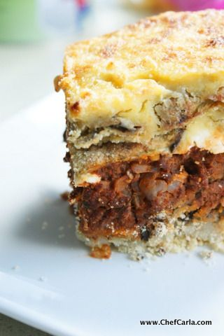 Moussaka – Classic Greek recipe for home