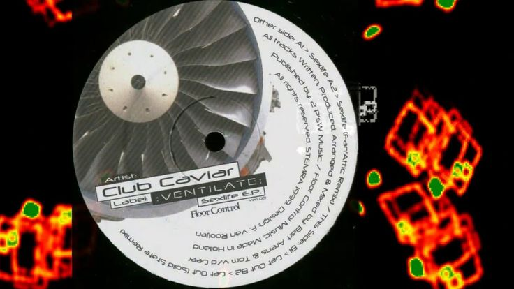Club Caviar - Sexlife | 90s EURO HOUSE/HARD HOUSE