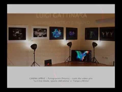 PITTOGRAFIA di Carina Aprile e Luigi Gattinara - YouTube