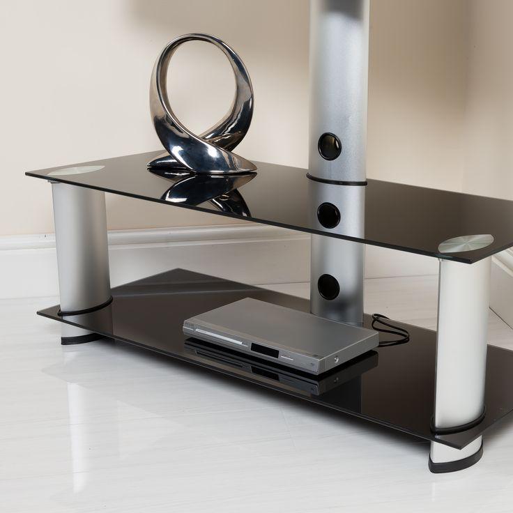 best 25 modern tv stands ideas on pinterest home tv. Black Bedroom Furniture Sets. Home Design Ideas