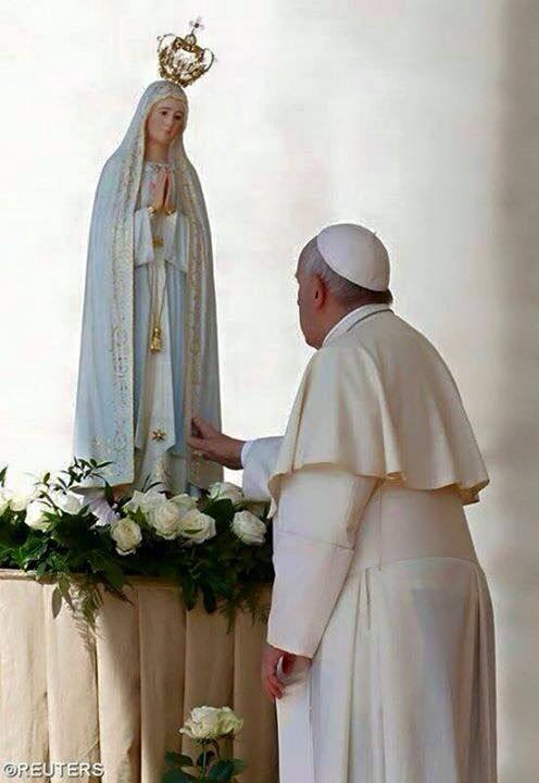 Pope Francis and Our Lady of Fatima