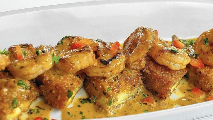 Q: We joined friends for happy hour at Brio in Boca Raton last evening and enjoyed their Spicy shrimp and eggplant in a creamy pepper sauce appetizer. The sauce was delicious and would go well in other dishes. Do you think you could get the recipe for the sauce? — Denise Johnson, Boca Raton