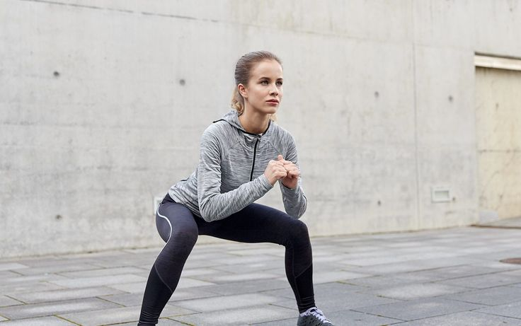 The 28-Day Squat Challenge You'll Want to Start Now!
