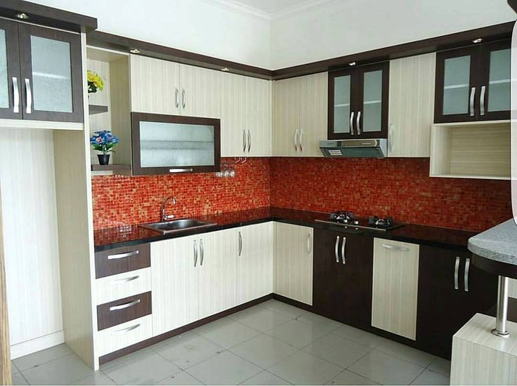 l shaped sofa set designs shape covers india gambar kitchen 2017   dapur minimalis idaman ...
