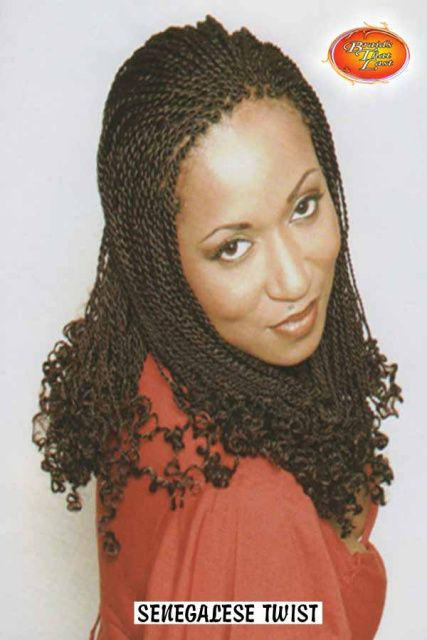 How Senegalese Twists | Ehow, Senegalese Twists Are An Advanced Form Of  Cornrows That Add