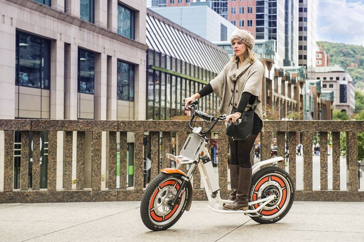 urban mobility scooter electric