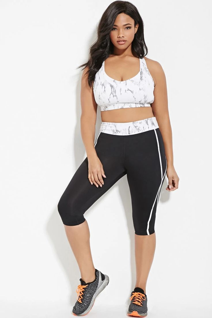Forever 21 Launches New Plus Size Activewear