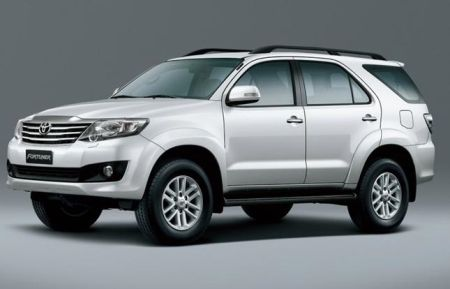 Toyota Fortuner Automatic Review & Price