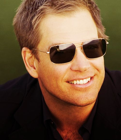 Michael Weatherly :) So sad this is his last season on NCIS