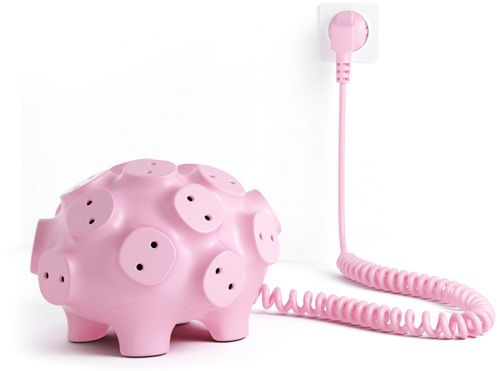 Snoutlets! If only for the name... who cares if it works! So cute I want this for my room
