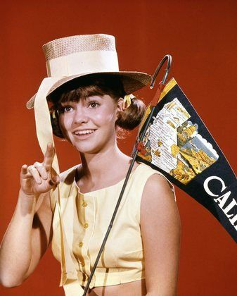 Sally Fields as Gidget