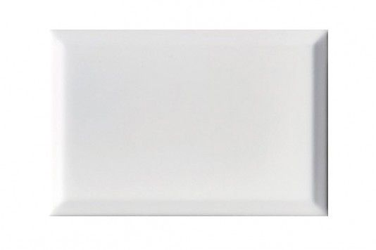 Metro Pug White Wall Tiles 12x18cm - Tons of Tiles