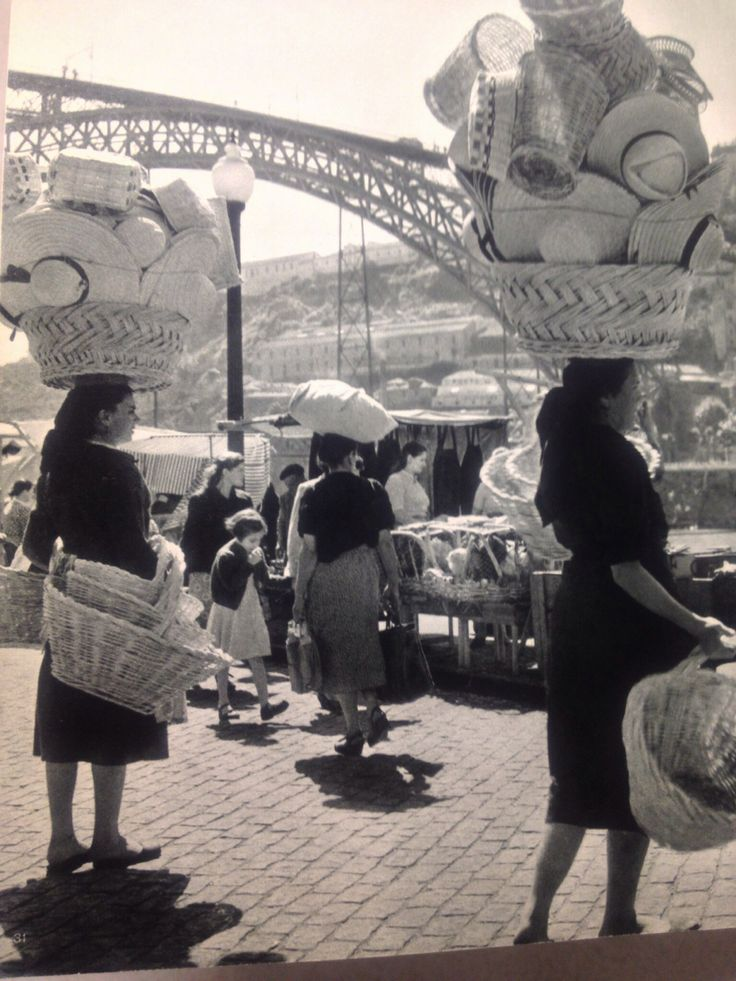 """Portugal"" de Yves Bottineau 1957"