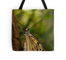 Butterfly's watching Tote Bag