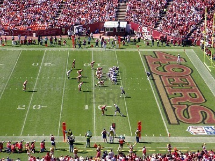 I went to my first professional football game with my family and saw the San Francisco 49ers win against the Washington Redskins on 11-23-14.