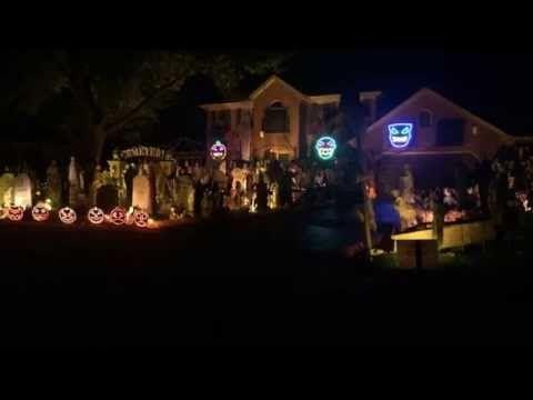 The 25+ best Halloween light show ideas on Pinterest | Spooky ...