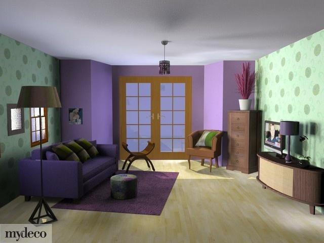 121 best images about interior purple green on pinterest. Black Bedroom Furniture Sets. Home Design Ideas