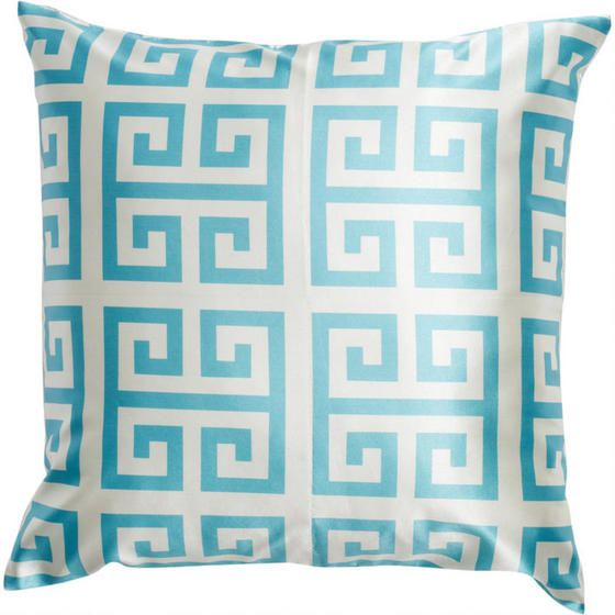 Maddison Toss Cushion - Aqua