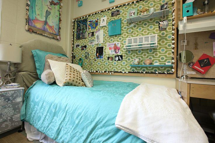 Love The Use Of The Peg Board Baylor University Dorm