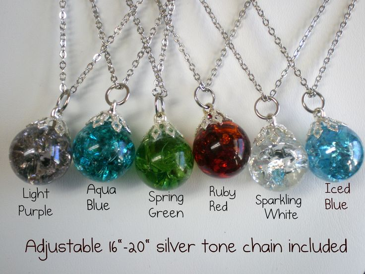 Fried marble necklace. We made some of these for Christmas gifts this past Christmas. They are so pretty, very easy to make. Plus kinda fun to make.