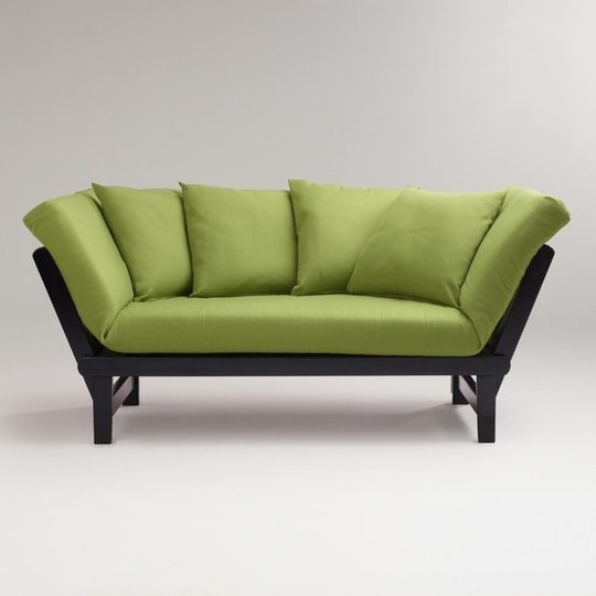 Pillow Back Sofas Cozy And Easy To Clean Green Studios