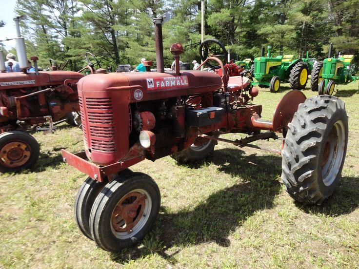 Farmall Decorating Ideas : Best farmall tractors ideas on pinterest