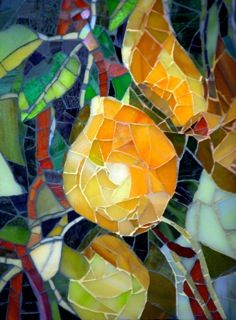 mosaic fruit