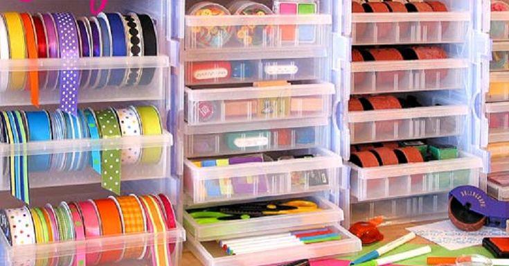 26 trucs de rangement pour votre atelier