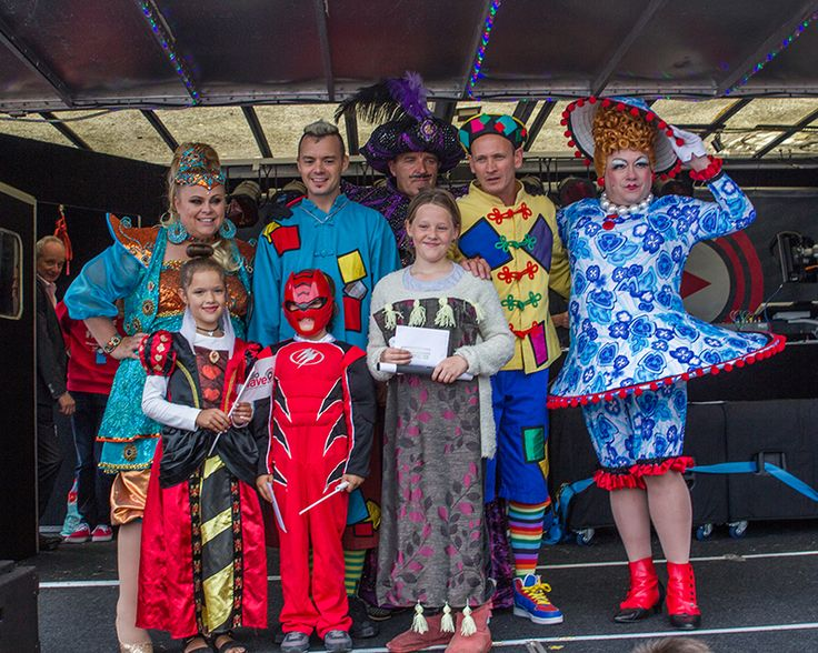 Congratulation to our FANCY DRESS competition winners! They got a Family Tick to our biggest Panto ever - Aladdin! https://www.blackpoolgrand.co.uk/event/aladdin/